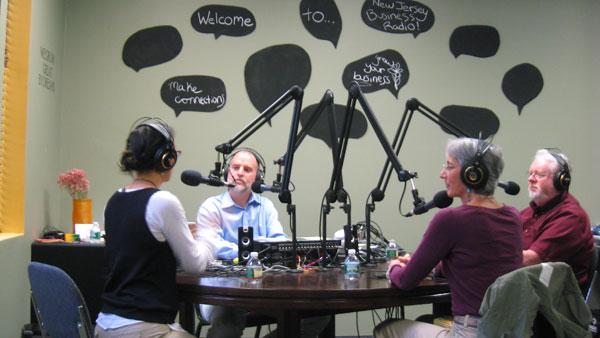 New Jersey Business Radio on Internet Media Broadcasting.