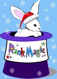 winter holiday logo