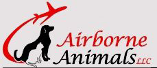 Airborne Animals pet transportation service