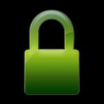 HTTPS padlock icon