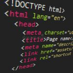 Meta tags are in the HTML code that runs your site and they tell search engines about your page.