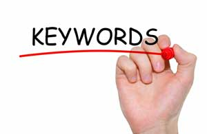 Start with keyword research for your blog.