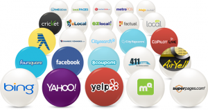 Online business listings